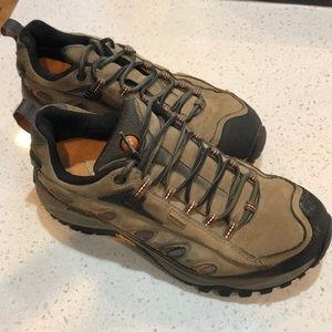 Men's Merrell Radius Waterproof (clay/ ginger)